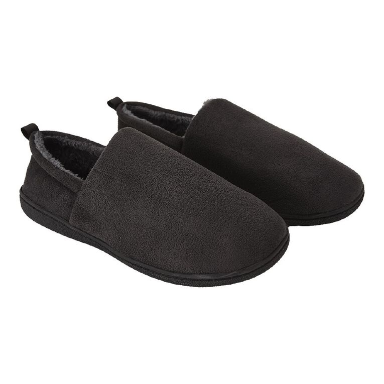 H&H Rod Slippers, Charcoal, hi-res