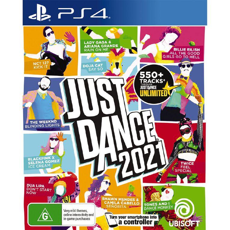 PS4 Just Dance 2021, , hi-res