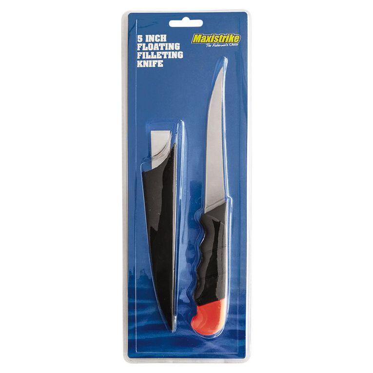 Maxistrike Floating Fillet Knife 5 inch, , hi-res