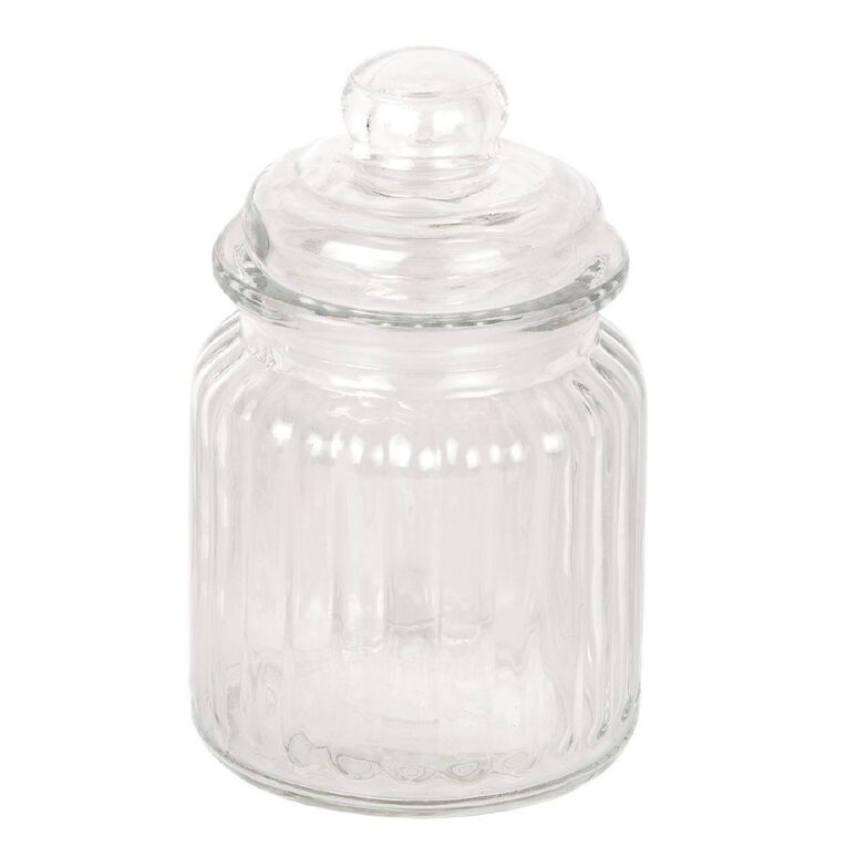 Living & Co Food Storage Ridge Clear 270ml, , hi-res image number null