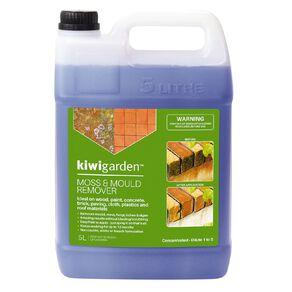 Kiwi Garden Moss & Mould Concentrate 5L