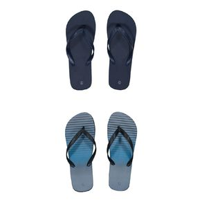 H&H 2 Pack Jandals