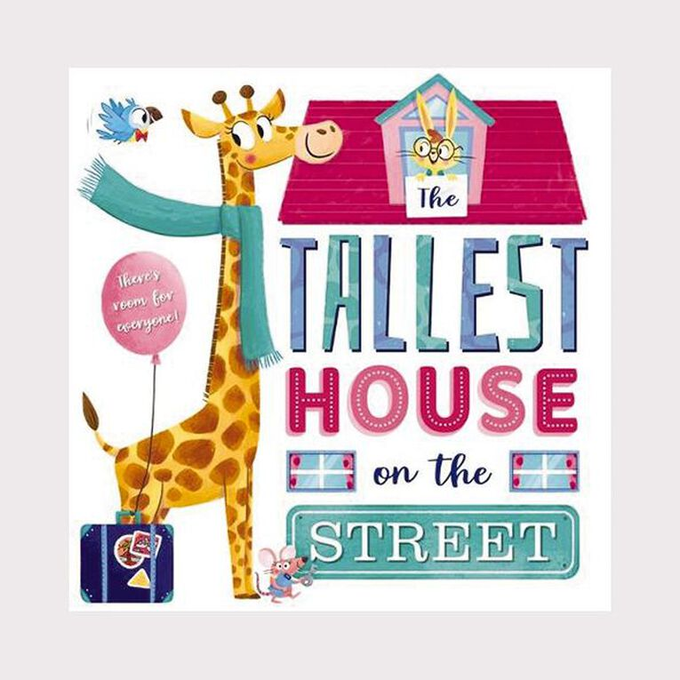 The Tallest House On The Street, , hi-res