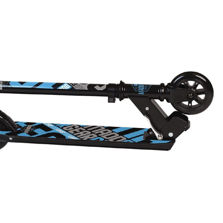 MADD Whip 100 Scooter Black/Blue, , hi-res