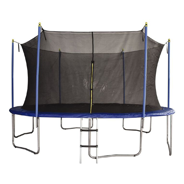 Active Intent Play Trampoline 14ft With Ladder, , hi-res