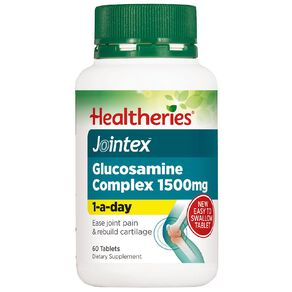 Healtheries Jointex Glucosamine Complex 1500mg 60s