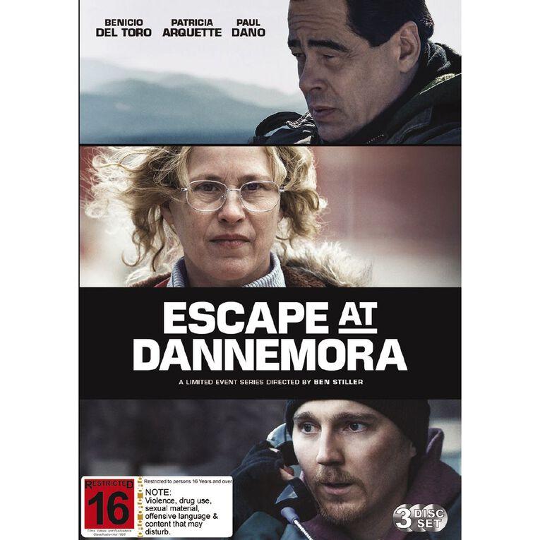 Escape At Dannemora DVD 3Disc, , hi-res