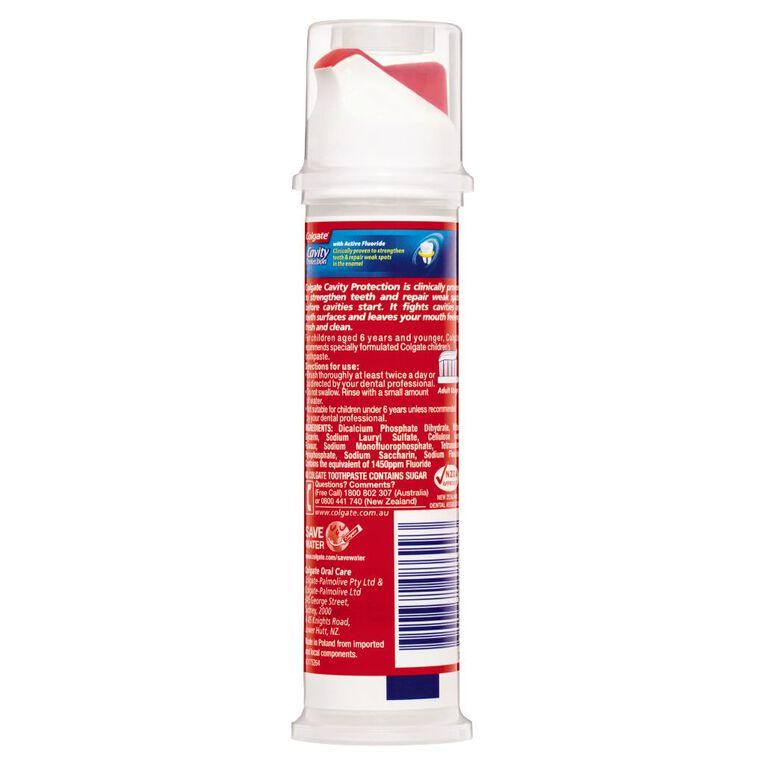 Colgate Great Regular Flavour Toothpaste Pump 130g, , hi-res