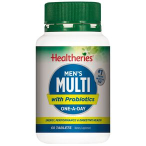 Healtheries Multi Men One-a-Day 60s