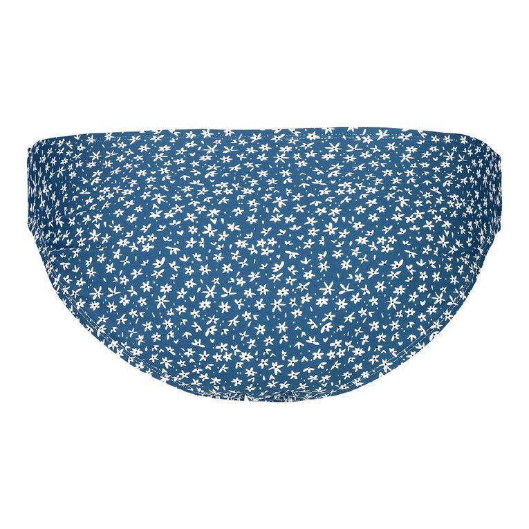 H&H Women's Basic Bikini Pants, Blue Mid, hi-res