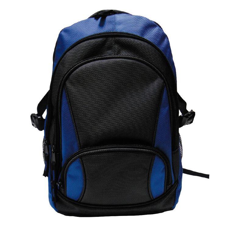 B52 Tech Backpack, Blue, hi-res