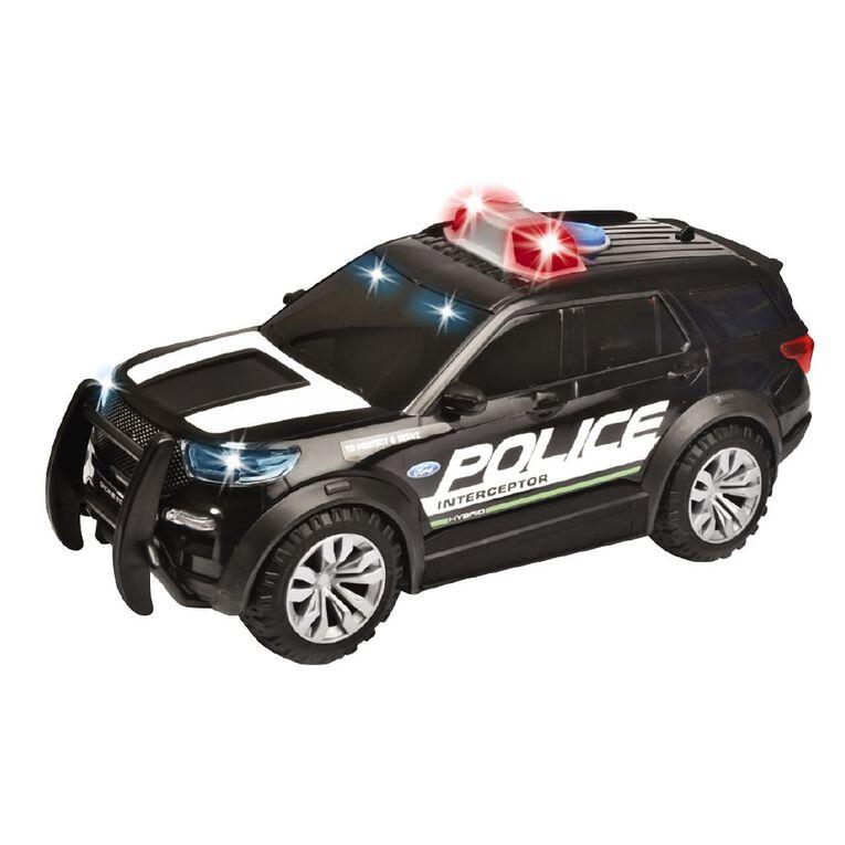Dickie 1:18 Ford Police Interceptor, , hi-res