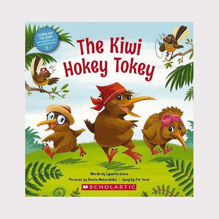 The Kiwi Hokey Tokey by Lynette Evans, , hi-res