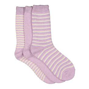 H&H Women's Home Socks 3 Pack