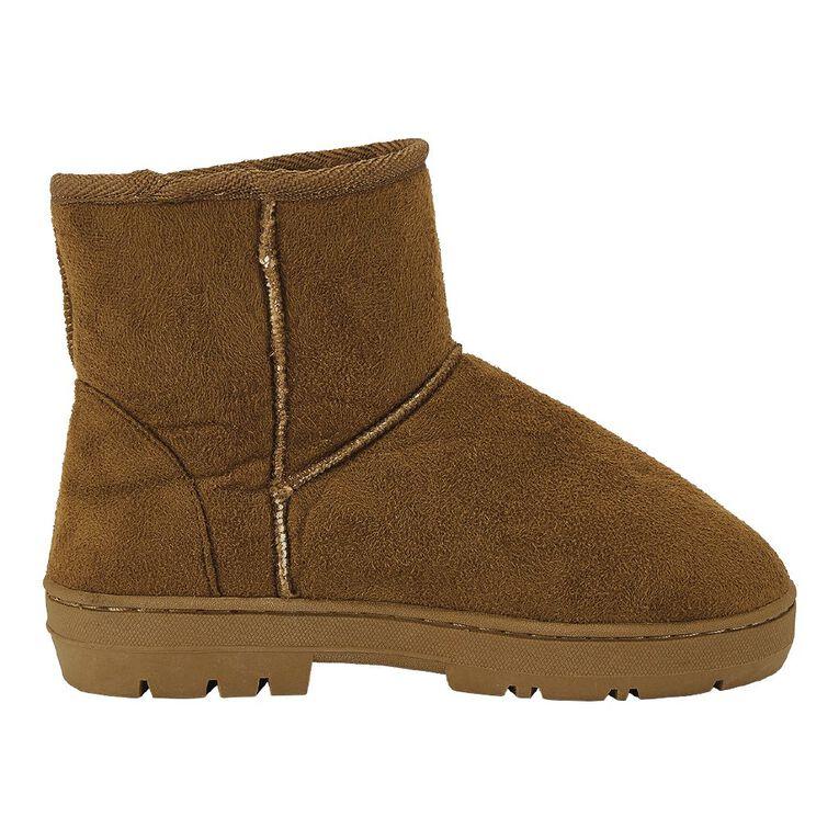 Young Original Kids' Hector Slipper Boots, Tan, hi-res