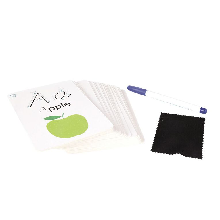 Wipe And Write Activity Word Cards, , hi-res
