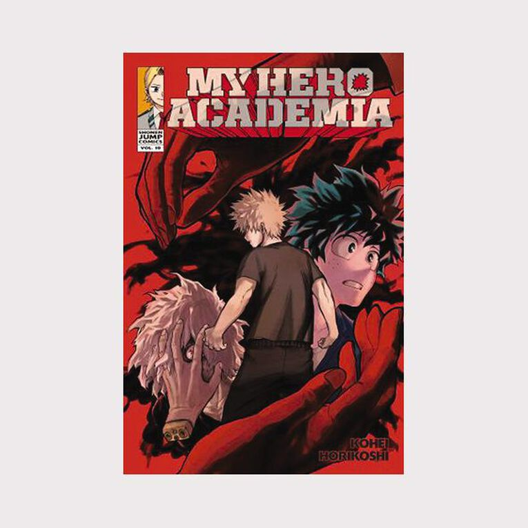 My Hero Academia Vol #10 by Kohei Horikoshi, , hi-res