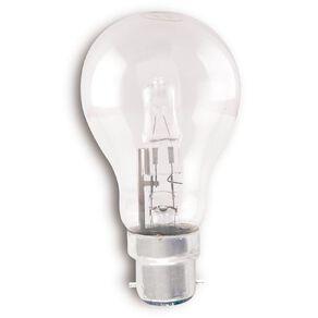 Edapt Halogen Classic Bulb B22 Clear 42w Warm White