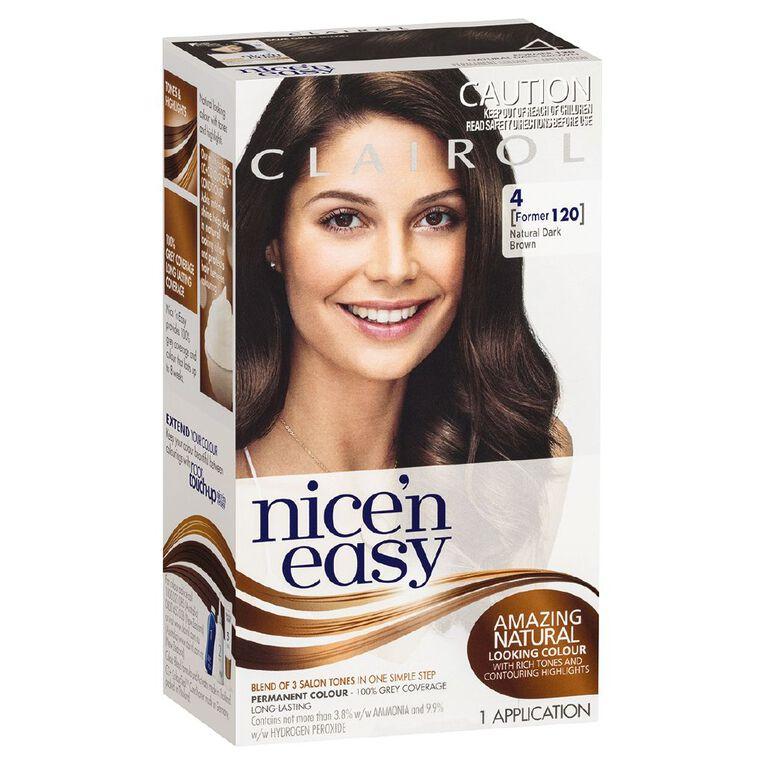 Nice 'n Easy Dark Brown 4 (former 120), , hi-res