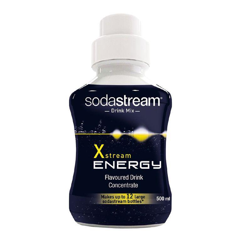 Sodastream Syrup Xstream Energy 500ml, , hi-res