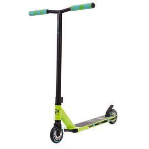 Invert Scooter Chevron Green