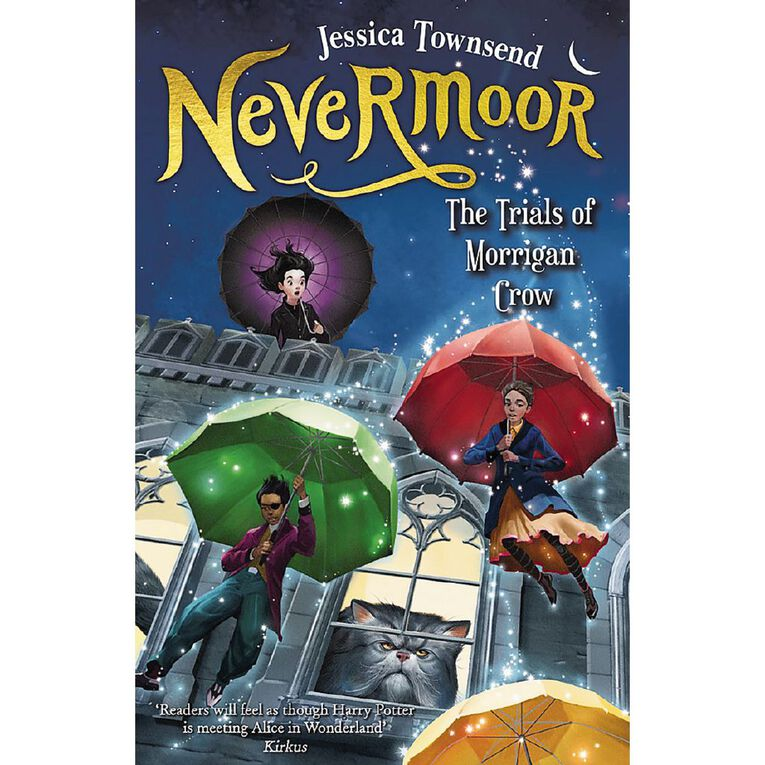 Morrigan Crow #1 Nevermoor by Jessica Townsend, , hi-res