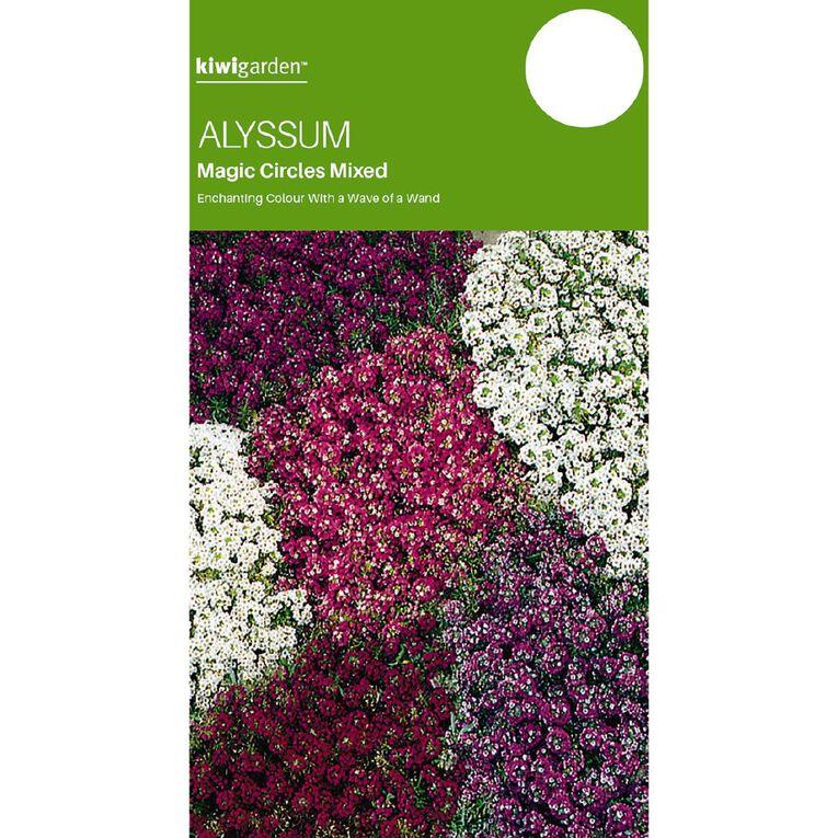 Kiwi Garden Alyssum Mix, , hi-res
