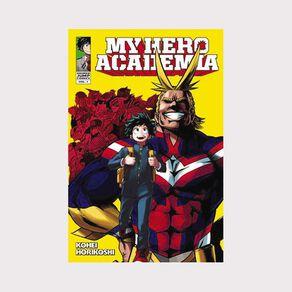 My Hero Academia Vol #1 by Kohei Horikoshi