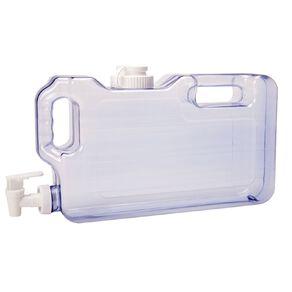 Living & Co Plastic Drinks Dispenser Clear 4L