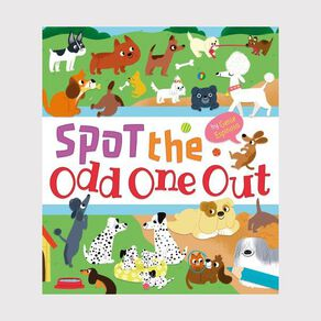 Spot the Odd One Out by Genie Espinosa