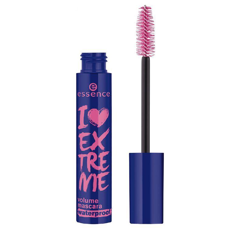 Essence I Love Extreme Volume Mascara Waterproof, , hi-res