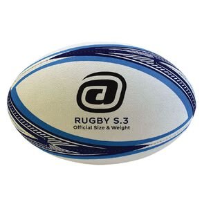 Avaro Rugby Ball Assorted Size 3