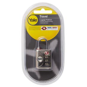 Yale Travel Lock Combination