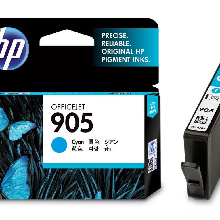 HP Ink 905 Cyan (315 Pages), , hi-res