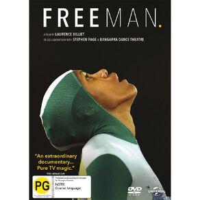 Freeman DVD 1 Disc