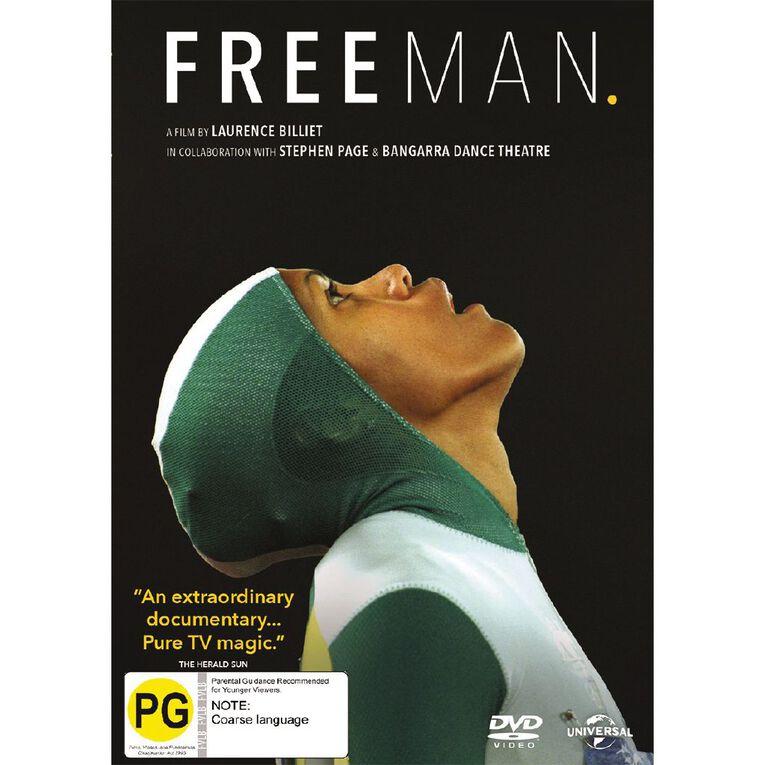 Freeman DVD 1 Disc, , hi-res