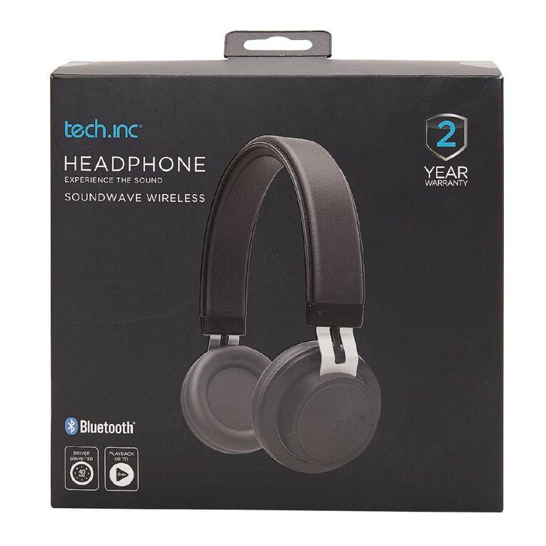Tech.Inc Soundwave Bluetooth Headphones, , hi-res