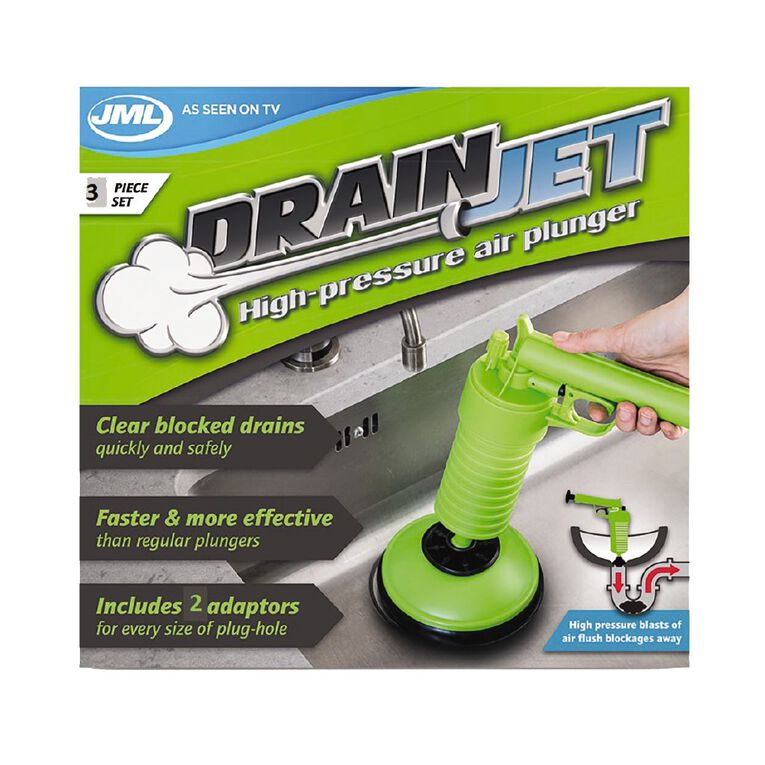 As Seen On TV Drain Jet, , hi-res