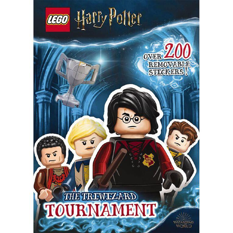 LEGO: Harry Potter Triwizard Tournament Sticker Activity Book, , hi-res