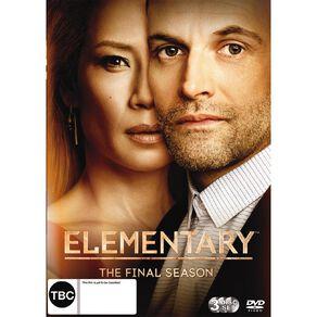 Elementary Season 7 DVD 1Disc