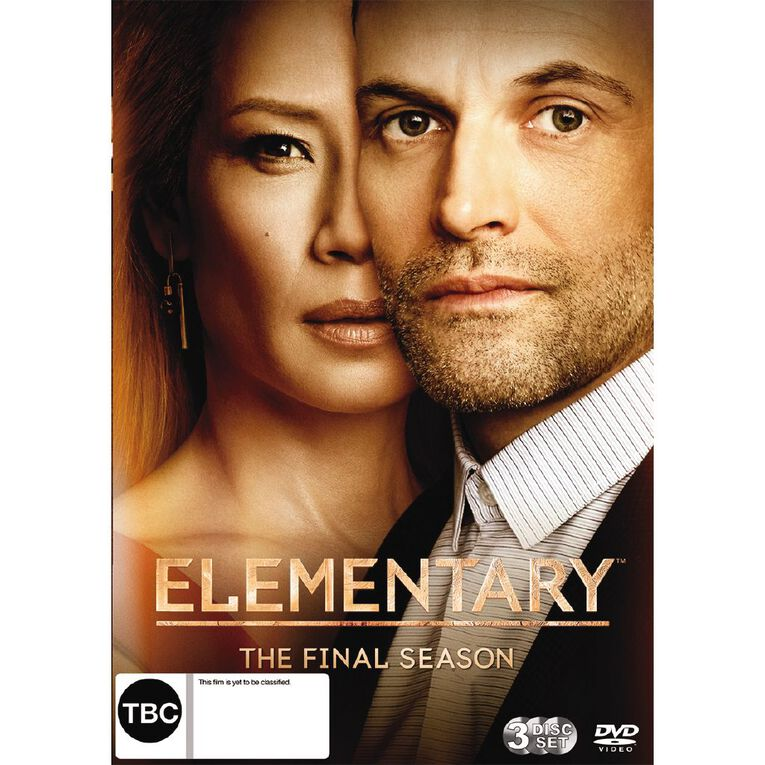Elementary Season 7 DVD 1Disc, , hi-res