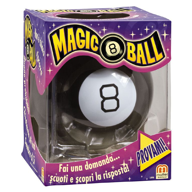 Mattel Magic 8 Ball, , hi-res