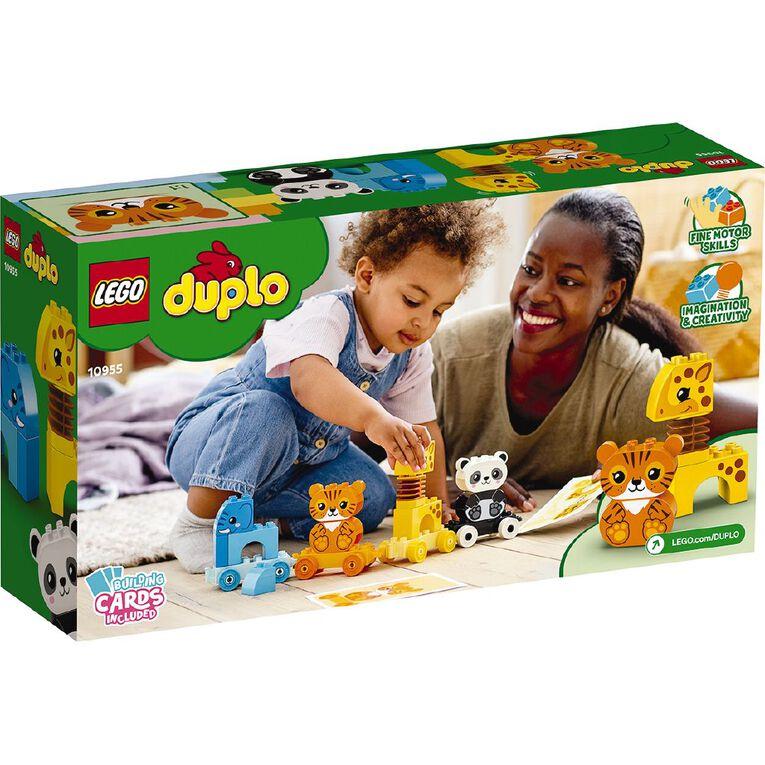 LEGO DUPLO Animal Train 10955, , hi-res