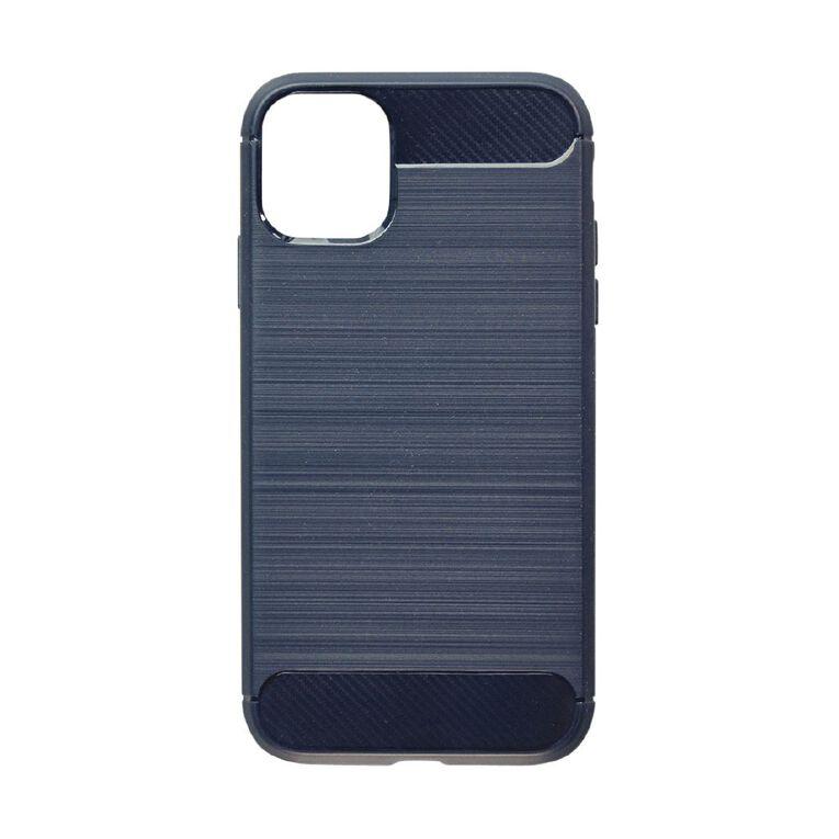 iPhone 11 Phone Case Blue, , hi-res