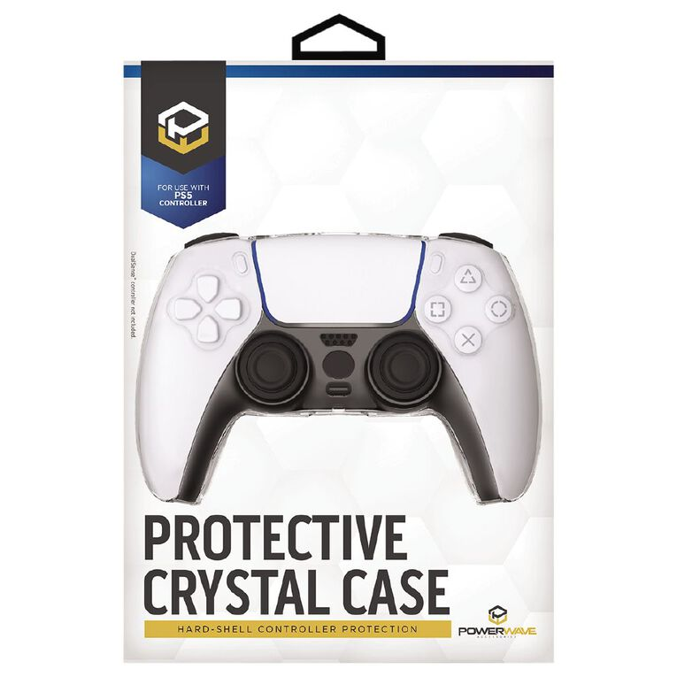 PowerWave PS5 Controller Crystal Case, , hi-res