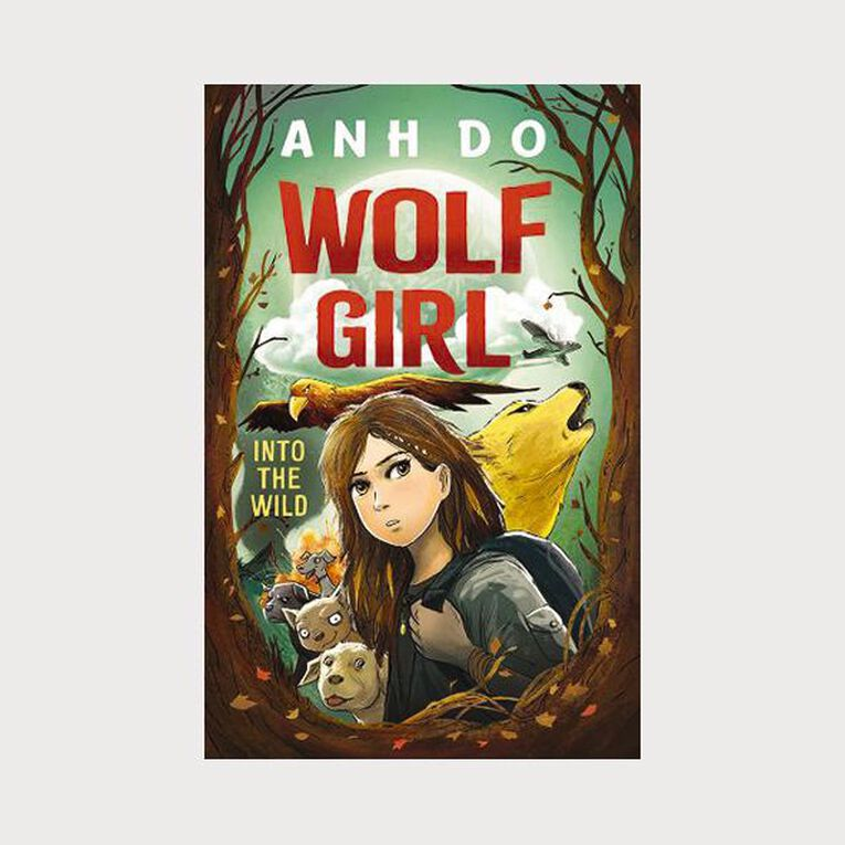 Wolf Girl #1 Into the Wild by Anh Do, , hi-res