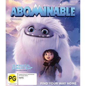 Abominable Blu-ray 1Disc