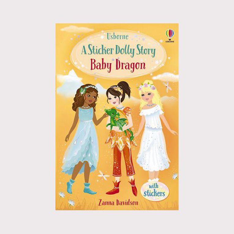 Sticker Dolly Stories #4 Baby Dragon by Zanna Davidson N/A, , hi-res