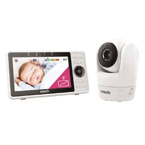 Vtech RM5762 HD Pam & Tilt Baby Monitor with Remote Access