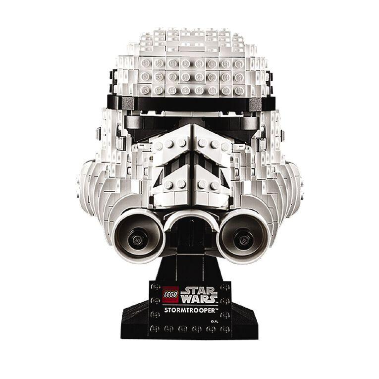LEGO Star Wars Stormtrooper Helmet 75276, , hi-res